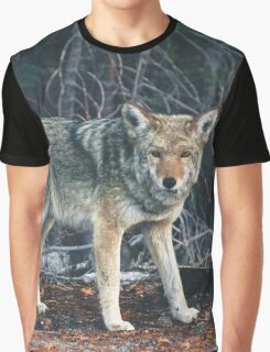 Hungry Like The Wolf Graphic T-Shirt