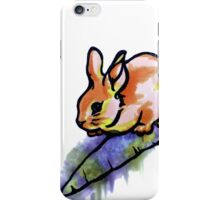 Bunny and the Space Carrot iPhone Case/Skin
