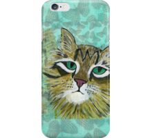 Kitteh Coon iPhone Case/Skin