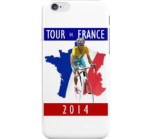 Le Tour 2014 iPhone Case/Skin