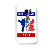 Le Tour 2014 Samsung Galaxy Case/Skin