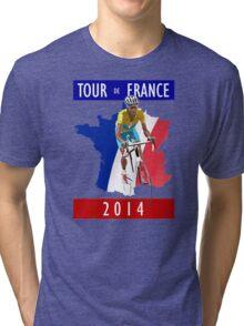 Le Tour 2014 Tri-blend T-Shirt