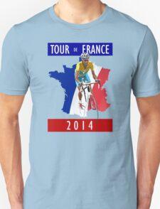 Le Tour 2014 Unisex T-Shirt