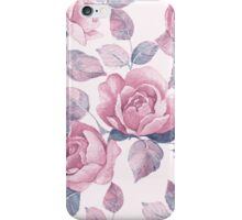 Roses. Floral garden iPhone Case/Skin