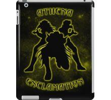 Athena Exclamation iPad Case/Skin