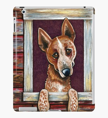 A Rosie Welcome iPad Case/Skin