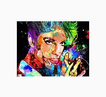 Colorful Portrait Grunge Unisex T-Shirt