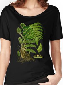 fern Women's Relaxed Fit T-Shirt