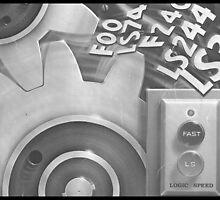 logic speed by Dykland Wonderbread