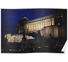 Vittorio Emanuele II Poster
