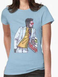 Fight Club #1 Selling Soap Womens Fitted T-Shirt