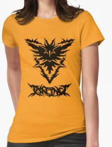 Brutal Team Instinct - Black Womens Fitted T-Shirt