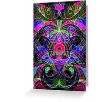 Ethnic Style Greeting Card