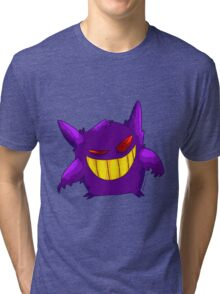 Gengar! Tri-blend T-Shirt