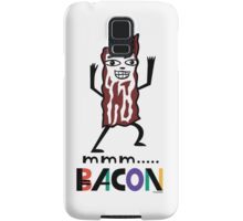 mmm Bacon Samsung Galaxy Case/Skin