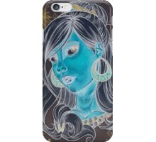 Ice witch  iPhone Case/Skin