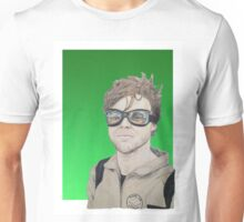 Ghostbuster Ashton Unisex T-Shirt