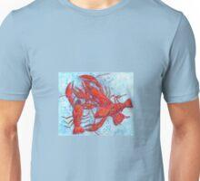 Crazy for Crayfish Unisex T-Shirt