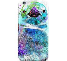 Penguin Grunge iPhone Case/Skin