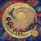 """Mr Twardowski on the Moon"" - the Polish legend by Anna Miarczynska"