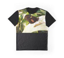 Pink Cattleheart Graphic T-Shirt
