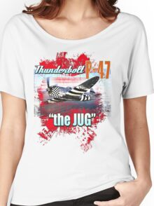 the jug P-47 Women's Relaxed Fit T-Shirt