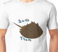 Save The Horseshoe Crabs Unisex T-Shirt
