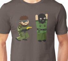 Don't Move Unisex T-Shirt