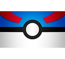 POKEMON GO - SUPER BALL Photographic Print