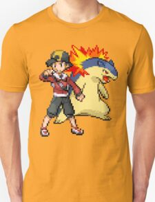 Gold and Typhlosion T-Shirt