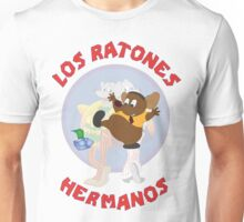 Los Ratones Hermanos Unisex T-Shirt