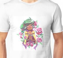 Harpy Gee, Gold Rose Unisex T-Shirt