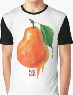 Juicy fruit - nice sweet luscious pear Graphic T-Shirt