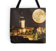 Moon over NBG Tote Bag