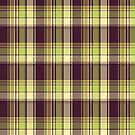 Green and Plum Plaid Products by Vickie Emms