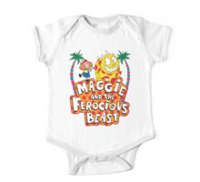 Maggie And The Ferocious Beast One Piece - Short Sleeve