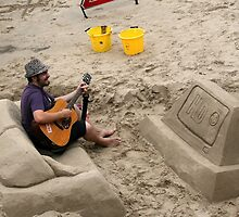 MY HOME IS MY SAND-CASTLE by Segalili