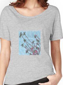 Azalea Rhododondron Women's Relaxed Fit T-Shirt