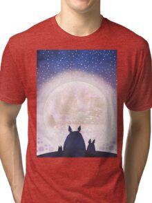 Spirited Neighbour 2 Tri-blend T-Shirt