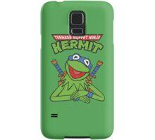 Teenage Muppet Ninja Kermit Samsung Galaxy Case/Skin