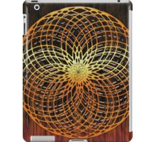 Color Wire Circle Mix iPad Case/Skin