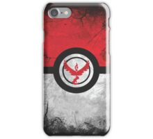 Bad ASH Team Valor Pokemon Go Case - iPhone Cases iPhone Case/Skin