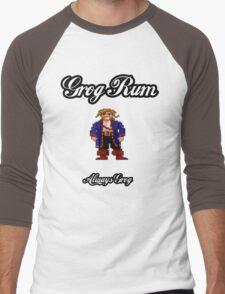 Monkey Island Grog Rum Men's Baseball ¾ T-Shirt