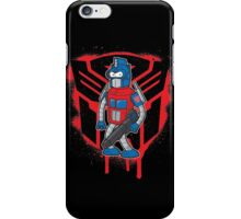 Benderus Prime iPhone Case/Skin