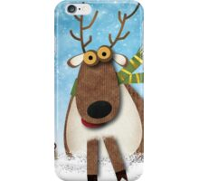 Stuck in the Snow iPhone Case/Skin