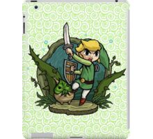 Legend of Zelda Wind Waker Forbidden Woods Temple T-Shirt iPad Case/Skin
