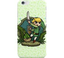 Legend of Zelda Wind Waker Forbidden Woods Temple T-Shirt iPhone Case/Skin