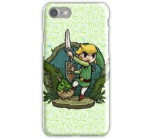 Zelda Wind Waker Forbidden Woods Temple iPhone Case/Skin