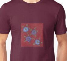 Love in the Mist Graphic Style Unisex T-Shirt