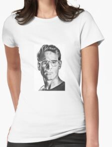 Alberto Rosende Womens Fitted T-Shirt